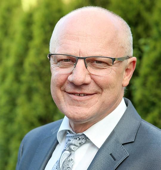 Dr. Heinricht Klassen - BTG Bundesleiter